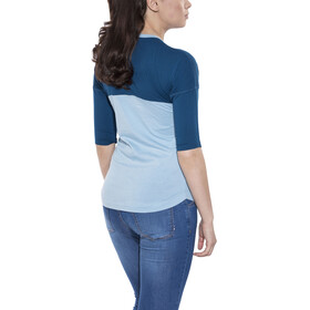 Edelrid Highball Longsleeve Women turquoise